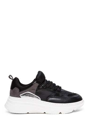 Sole Sisters Spor Ayakkabı Siyah - Sibota Siyah